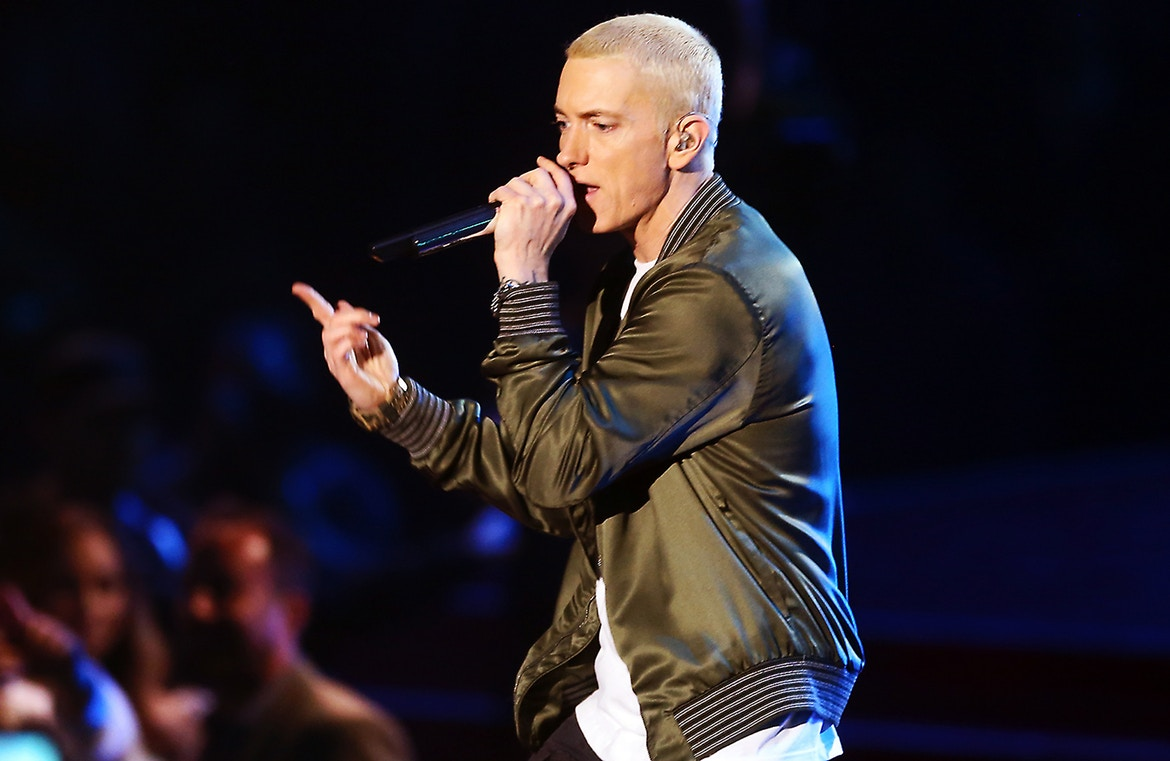 You Could Soon Buy Stocks in Eminem Songs
