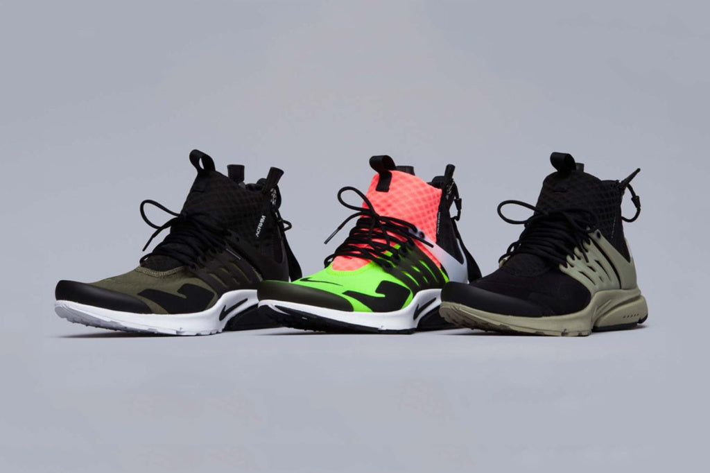 newest e3471 6b9f1 A More Intricate Look at the ACRONYM x NikeLab Air Presto ...
