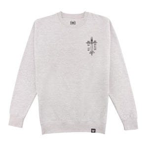 HIGH STAKES CREWNECK SWEATER