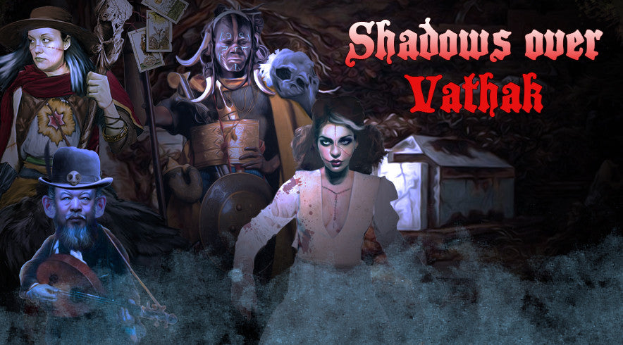 Fat Goblin Games Seeking an Experienced Line Developer for Shadows over Vathak