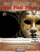 Secret Societies of Vathak: The Final Phase