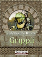 Astonishing Races: Grippli