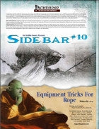 Sidebar #10 - Equipment Tricks for Rope
