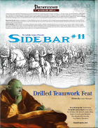 Sidebar #11 - The Drilled Teamwork Feat