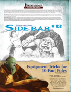 Sidebar #13 - Equipment Tricks for 10-Foot Poles