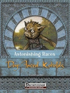 Astonishing Races: Dog Faced Kobolds!