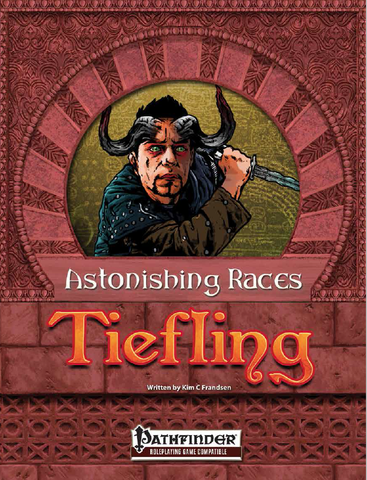 Astonishing Races: Tiefling
