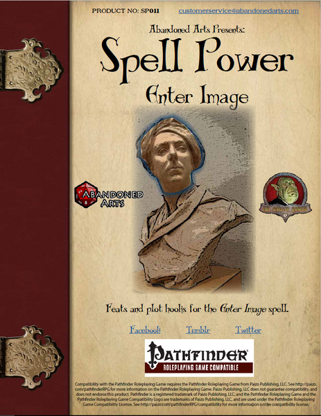 Spell Power: Enter Image