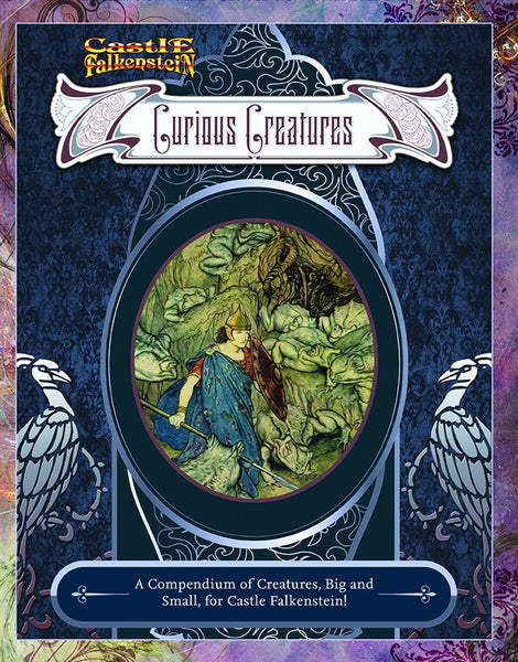 Castle Falkenstein: Curious Creatures