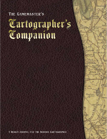 The Gamemaster's Cartographer's Companion