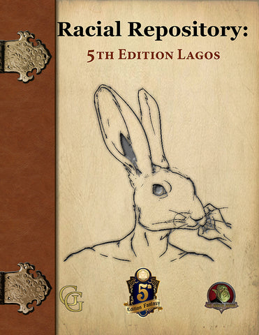 Racial Repository: 5th Edition Lagos