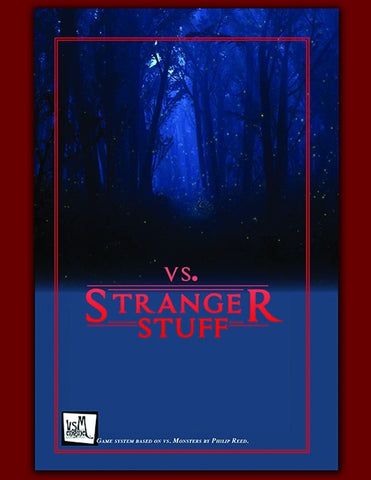 vs Stranger Stuff