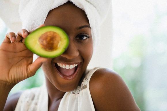 Avocado Great For Skin Care