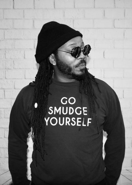 Smudge Yourself Sweatshirt