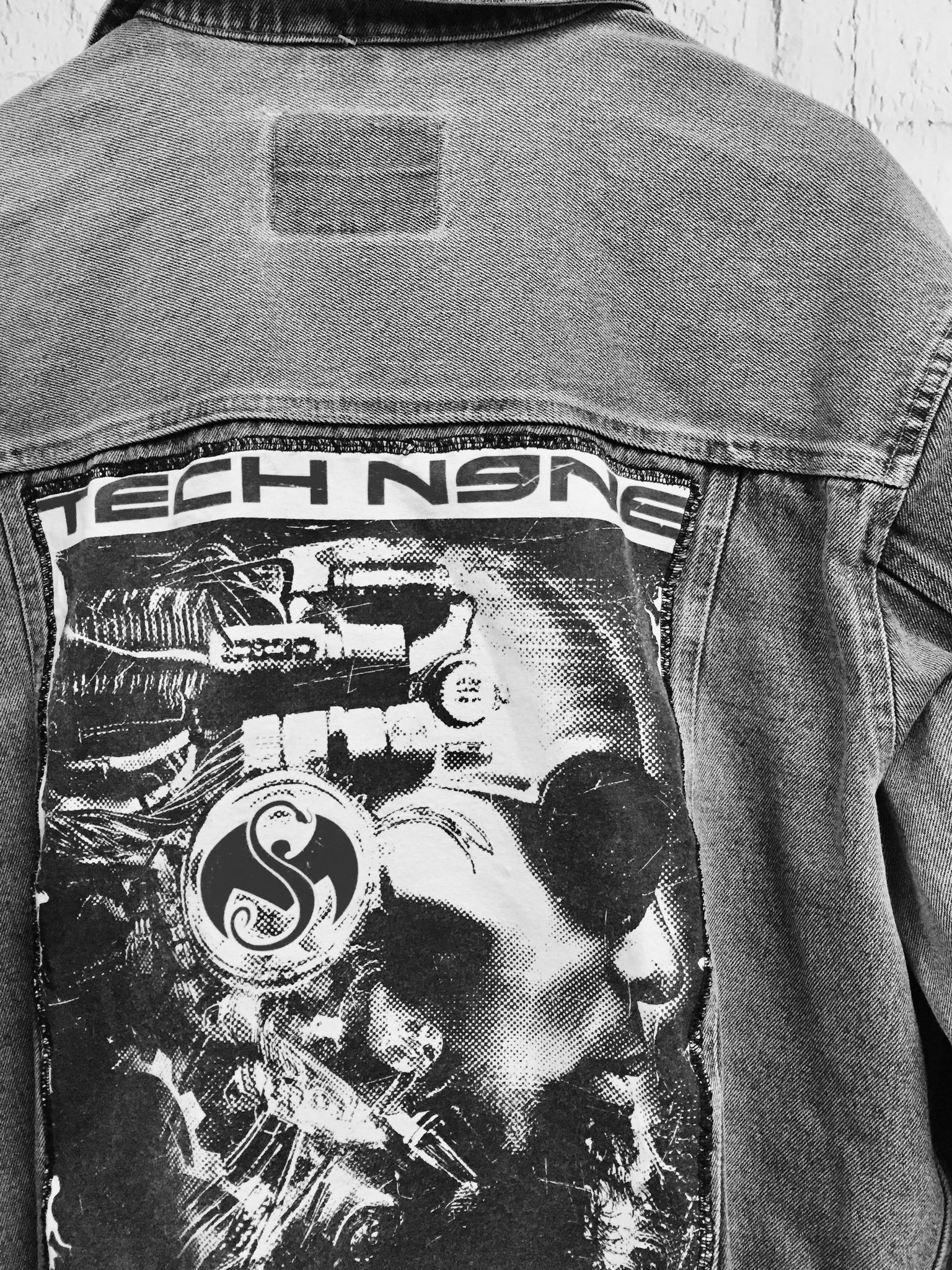 TECH N9ne - Denim Jacket