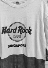 Flipped Tee: Hard Rock Cafe Singapore Flannel