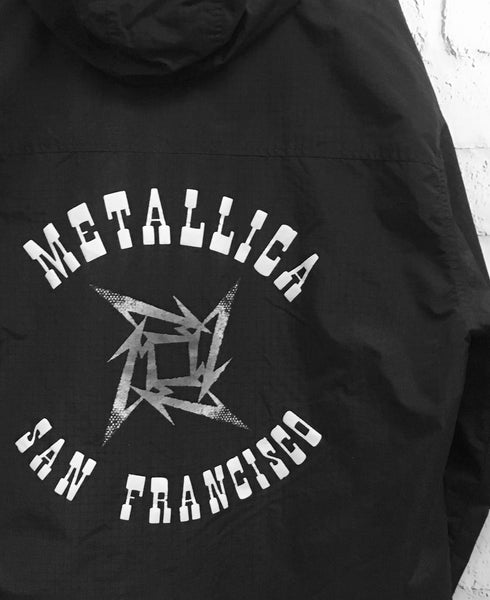 Metallica Windbreaker