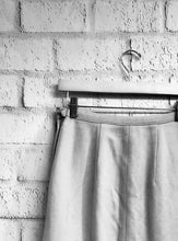 Peach Pencil Vintage Skirt