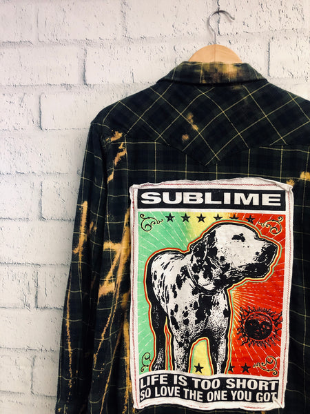Sublime Flannel - Grunge