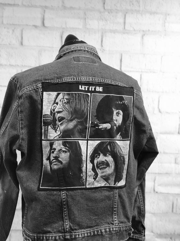 Jacket: Vintage Wranglers - Beatles Let It Be