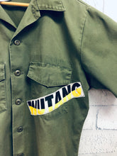 Wu-Tang Button Up