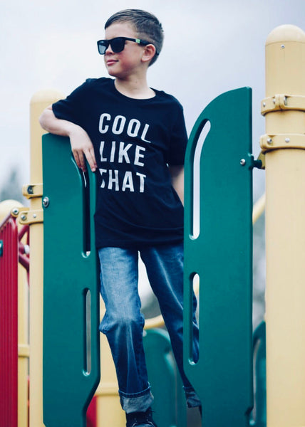 Cool Like That Tee - Kids