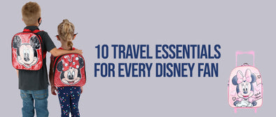 10 Travel Essentials for Every Disney Fan