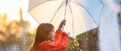 How to Choose the Perfect Umbrella for Kids