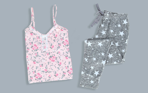 Women's Pajama Tops