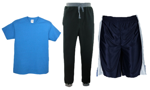 Men's Athletic Wear