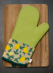 Krumbs Kitchen Farmhouse Silicone Oven Mitt - BeltOutlet.com