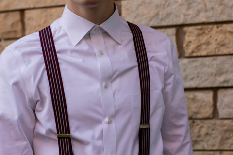 Men's suspenders at BeltOutlet.com