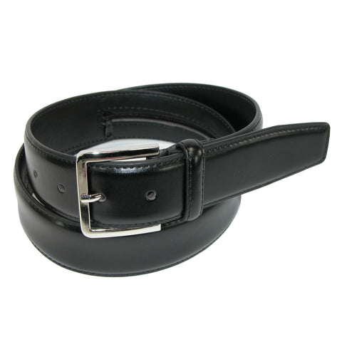 Men's Leather Travel Money Belt (Large Sizes Available)