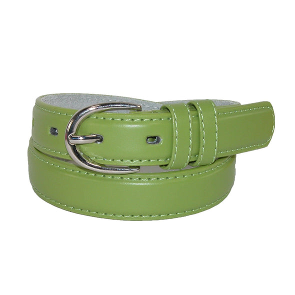 Toddlers Basic 1 Inch Leather Belt