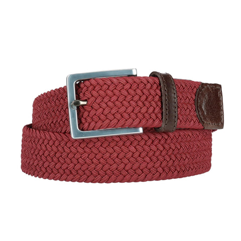 Men's Elba Elastic Stretch Belt