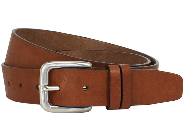Thistleton Italian Milled Leather Belt