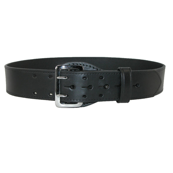 Men's Fully Lined Sam Browne Leather Work Belt
