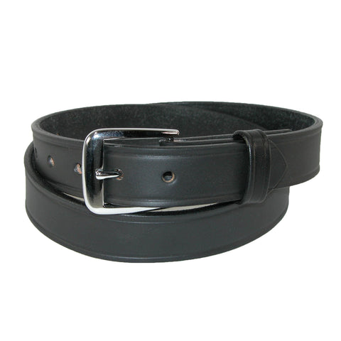 Men's Big & Tall Leather 1 1/4 inch Sports Officials Belt