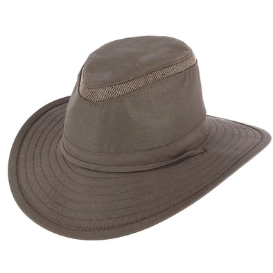 Men's Lightweight Breezer Hat with Mesh Panel