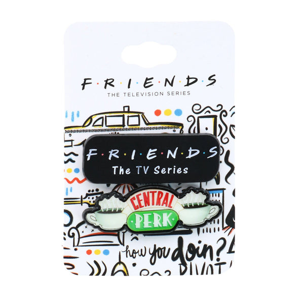 Friends Themed Lapel Pins (Pack of 2)