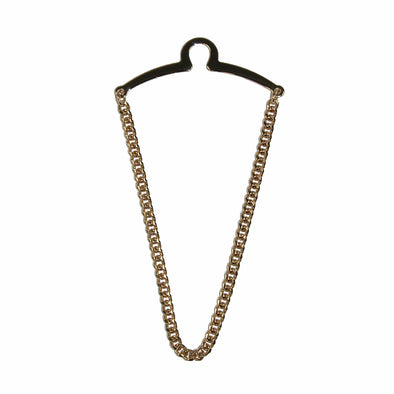 Men's Single Loop Tie Chain