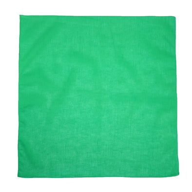 Cotton Solid Color Bandanas