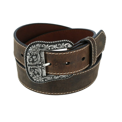 Women's Western Belt with Removable Buckle