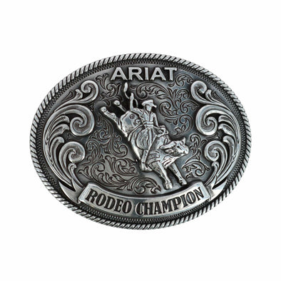 Kid's Rodeo Champion Belt Buckle