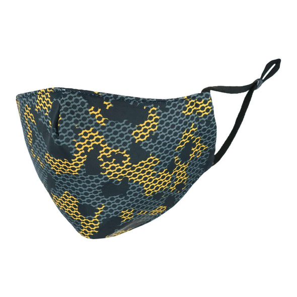 Kid's Fun Print Protective Face Mask with Adjustable Straps