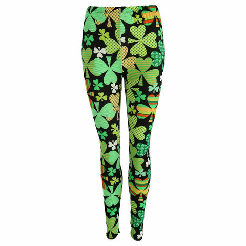Women's St. Patrick's Day Leggings