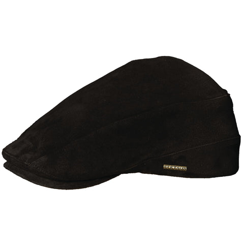 Men's Genuine Suede Classic Ivy Cap