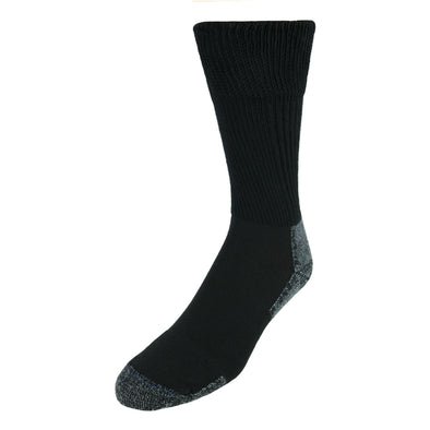 Men's American Collection Ultra Comfort Crew Socks (2 Pair Pack)