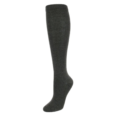 Women's Marled Knee High Compression Socks