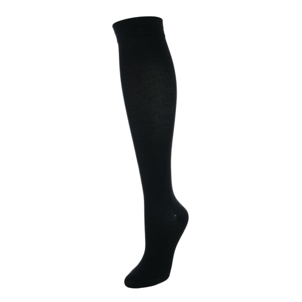 Women's American Collection Floral Knee High Compression Socks